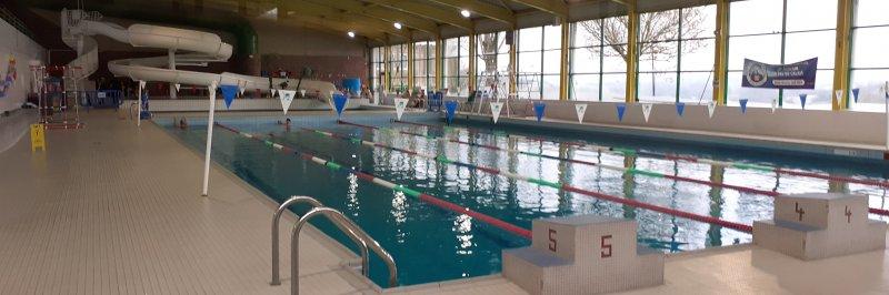 La piscine d'Ecuires fermera le dimanche 21 février