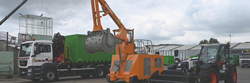 Trois nouveaux véhicules pour le service collecte et valorisation des déchets