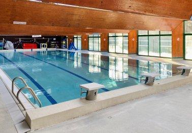Accueil dans les piscines