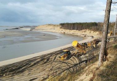Nouvelle opération en Baie d'Authie