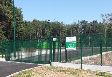 Réouverture des plateformes des déchets végétaux
