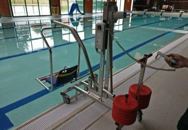 Une piscine accessible à tous